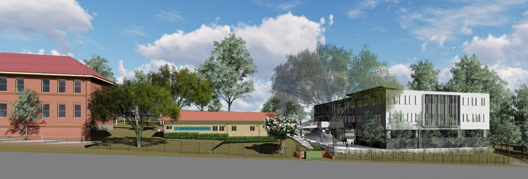 Carlingford Public School new building rendering