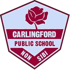 Carlingford Public School logo